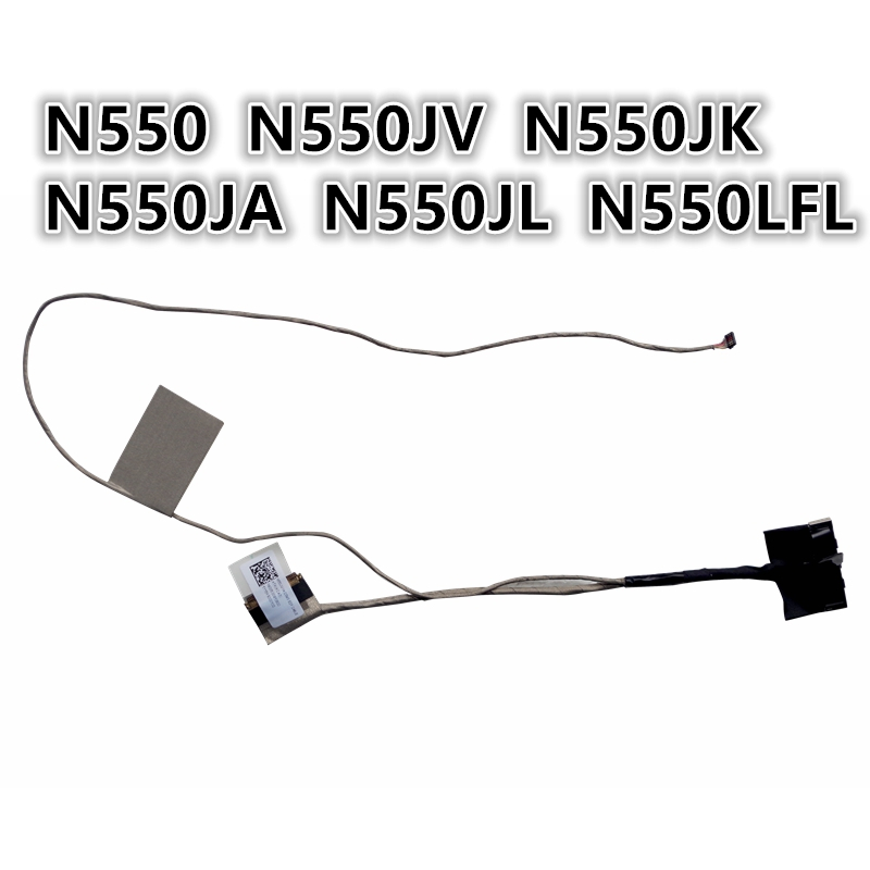FOR ASUS G75 G75V G75VW G75VX Laptop0 2D LCD Cable LVDS Cable Video Screen Line