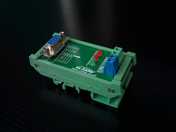 TTL to HTL Pulse Signal Converter PLC