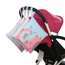 Cartoon Waterproof Baby Diaper Bags Reusable Fashion Diaper Organizer Big Capacity Mummy Bag Portable Wet Dry Bag Outdoor Travel