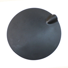 LARBLL Car Fuel Gas Tank Cover Oil Box Decoration Cap Unpainted 6M51-A405A02-AA for Ford MK2 Focus 2 2005-2011
