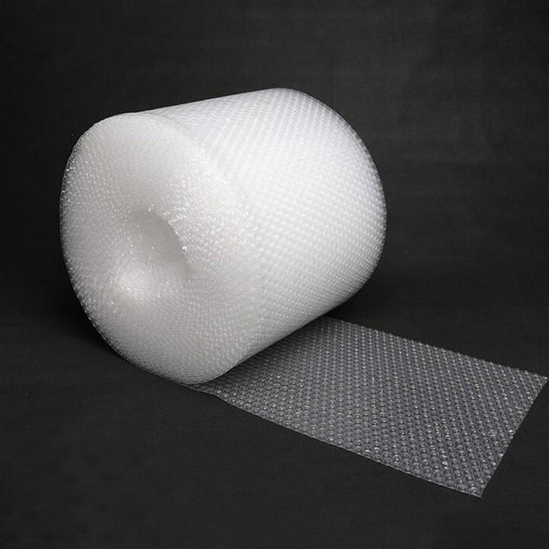 Wide 40cm/30cm Air Cushion Film Air Cushion Bubble Roll Air Cushion Bubble Wrap Single Layer 0.4/0.3M X 30 Meter Bubblewrap