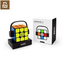Original giiker super inteligente cubo i3s atualizado conexão bluetooth app sincronização detecção identificação brinquedo intelectual