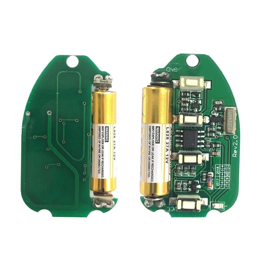Details about  /4-Keys Wireless Remote Control Duplicator Electric Garage Gate Door Rolling Code