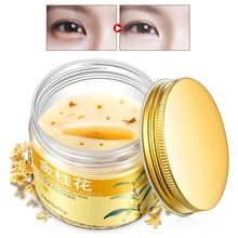 Golden Osmanthus Eye Mask Care Moisturizing Nourishing Moistening mask