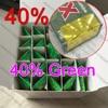 40% Green  Tattoo Cream Permanent makeup Body Eyebrow Eyeliner Lips 10g