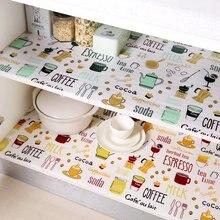 Кухонная полка вкладыши коврик в шкафчик стол ящик влагозащищенный