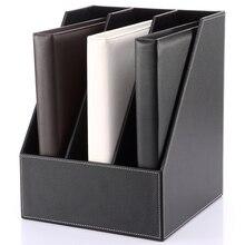Настольный органайзер для журналов держатель для книг бумага для органайзера полка стойка 270*270*340 мм