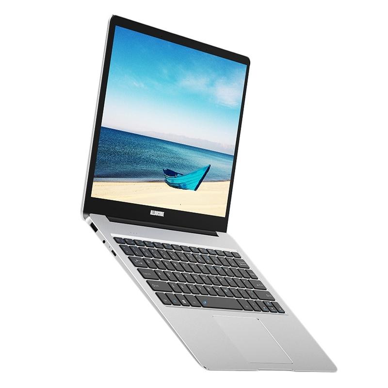 Kbook 13.5 Inch Laptop 3K IPS Display 8G DDR3 512GB SSD Notebook-US Plug