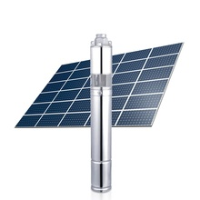 цена на 500 Watt Solar Water Pump, Agriculture Brushless Submersible Deep Well Solar Pump for irrigation borewell BMP516