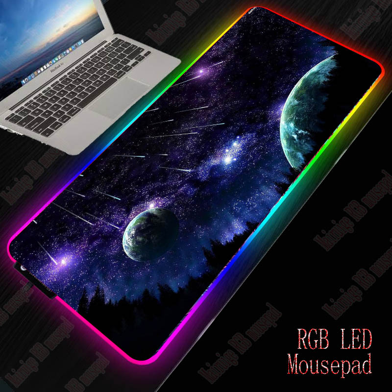 Large Extended Gaming Mouse Pad Oversized XXL Big Desk PC Laptop Mat 900X400MM