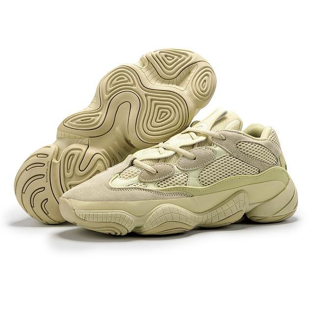 Jesus is king Desert Rat 500 Soft Vision Stone Running Shoes 2