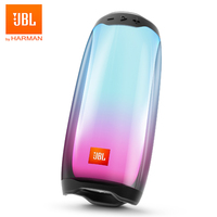 JBL Pulse4 Wireless Bluetooth Speaker Portable IPX7 Waterproof Deep Bass JBL Pulse 4 Stereo Sound with LED light Party Boost