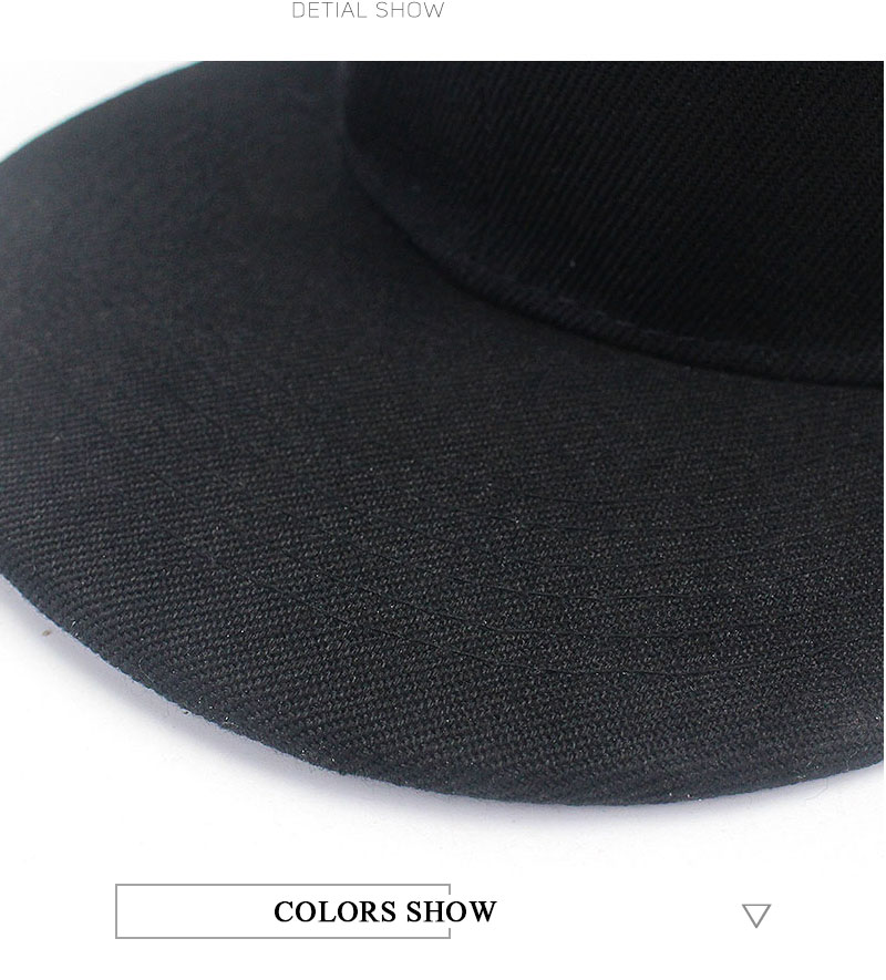 H423a640257c84957936ab618750bcf18w - Hot Brand New Snapback Cap Outdoor Cap Men and Women Adjustable Hip Hop Black Snap back Baseball Caps Hats Gorras