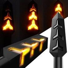 Motorcycle LED Turn Signal Intermitentes Moto Light For Honda dax 70 Yamaha fz8 Honda xr650r xmax 125 Yamaha Yamaha fzexhaust
