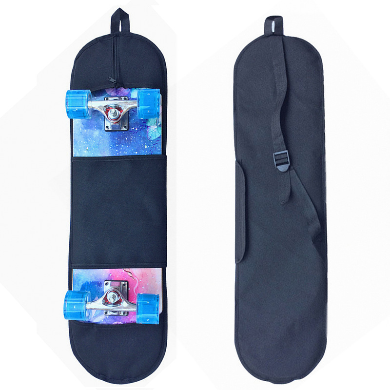 Double Rocker Skateboard Carrying Bag Shoulder Backpack Bag Skateboard Parts Accessories