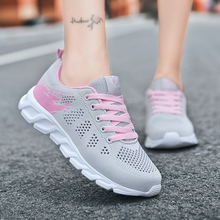 Damyuan 2020 Lightweight Women's Sneakers  Running Shoes Outdoor Sports Shoes Breathable Mesh Shoes Comfortable casual shoes 42 damyuan usps flat shoes women running shose womens flats casual lightweight comfortable breathable women sports shoes sneakers
