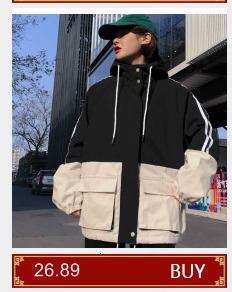 H423b832c574a42f0a51b660dbb4de7a9Q #5601 Summer Sunscreen Windbreaker Women Korean Fashion Thin Coat School Harajuku Baseball Hip Hop Jacket Streetwear