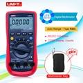 UNI-T UT61A UT61B UT61C UT61D UT61E Digitale Multimeter true rms AC DC Meter Software CD & Data Hold Multitester + gift