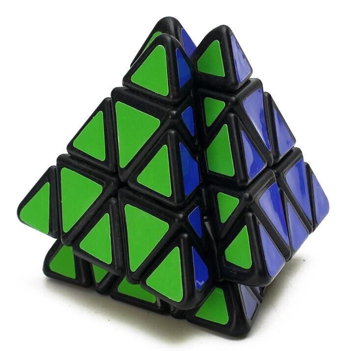 quebra cabeca de piramide chama 3d brinquedo infantil 04