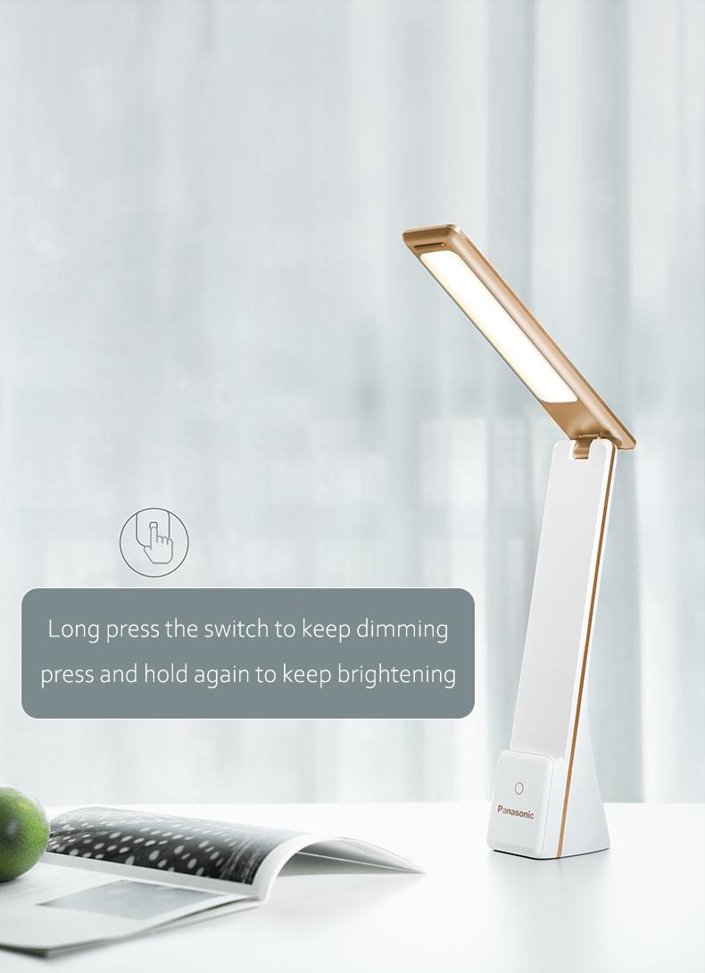 Support Pour Téléphone Fonction Lampe de Bureau