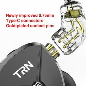 Image 5 - טורנירים BA5 5BA 10 יחידה מאוזן אבזור באוזן אוזניות HIFI מתכת צג אוזניות רעש Earbud אוזניות ZS10PRO ZSX V90 BA8 ZAX