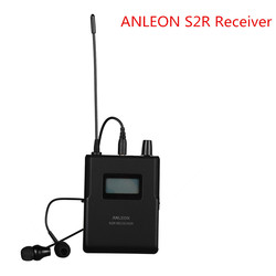 For ANLEON S2R Receiver For Stereo In-ear Wireless Monitor System IEM UHF Monitoring