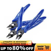 Plato 170 Diagonal Zangen Elektrische Draht Kabel Schneider Schneiden Side Snips Flush Zangen Nipper Hand Werkzeuge Alicate Draht Stripper