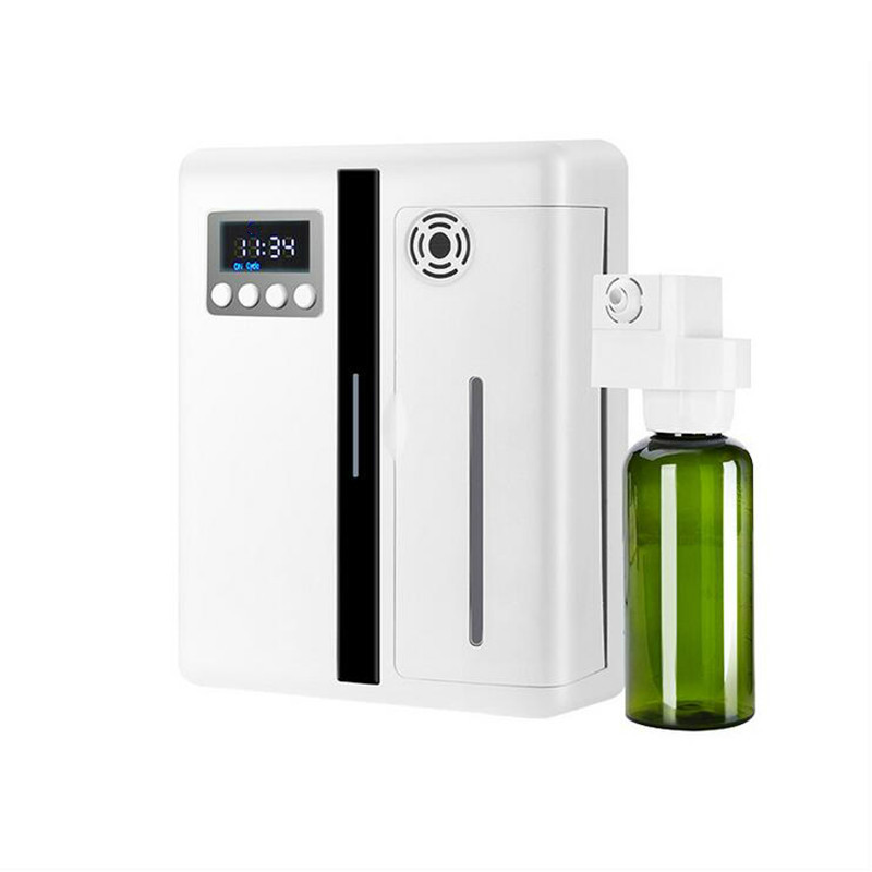 300m3 Lntelligent Aroma Fragrance Machine 160ml Timer Function Scent Unit Essential Oil Aroma Diffuser For Home Hotel Office