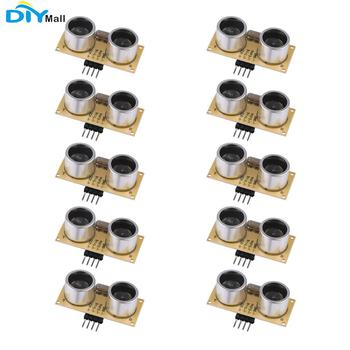 10pcs US-026 Ultrasonic Module Distance Sensor for Servo Arduino Smart Car Robotics Projects Replace HC-SR04 craft arduino projects for dummies