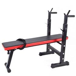 Heavy Duty Gym Schouder Borst Druk Zitten Gewichten Bank Barbell Fitness Full Body Workout Oefening Apparatuur