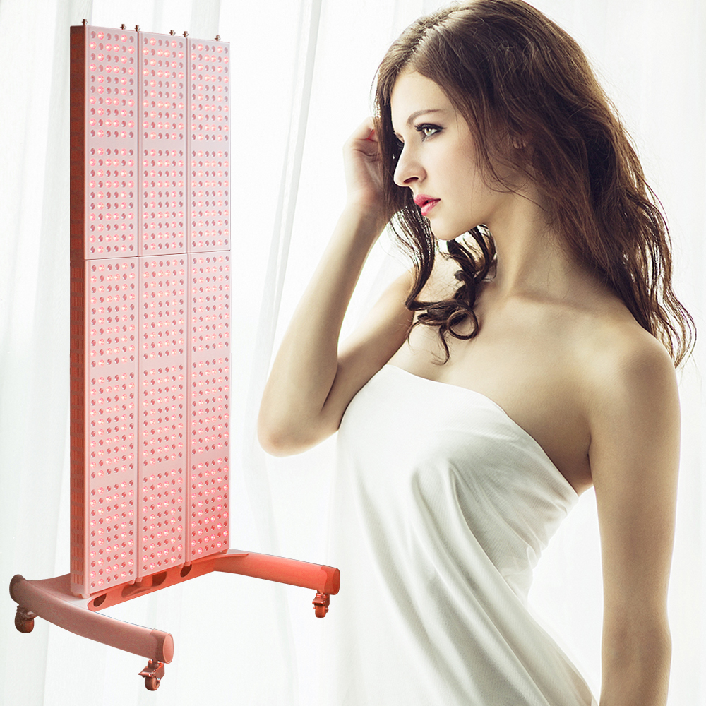 New Medical Device 660nm 850nm Full Body 200w 300w 600w 900w 1500w Led Red Light Therapy For Anti-Aging And Acne