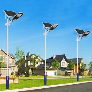 Image 5 - BSOD LED Solar Lights IP65 Waterproof 20W 30W 50W 100W 150W 200W Led Street Light Led Solar Lamp Outside Solar Projector