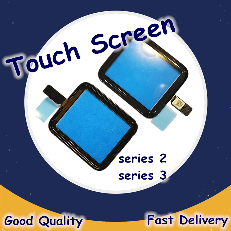 <font><b>Touch</b></font> Panel For <font><b>Apple</b></font> <font><b>Watch</b></font> Series <font><b>3</b></font> Series3 <font><b>Touch</b></font> <font><b>Screen</b></font> Digitizer For <font><b>Apple</b></font> <font><b>Watch</b></font> Series 2 38mm <font><b>42mm</b></font> <font><b>Touch</b></font> Glass <font><b>Replacement</b></font> image
