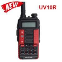 Professional Walkie Talkie Baofeng UV 10R 10km 128 Channels VHF UHF Dual Band Two Way CB Ham Radio Baofeng UV-10R