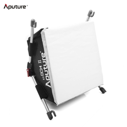 Aputure EZ Box+ II Portable Studio Photography Softbox Kit with Diffuser Cloth Fabric Grid for Amaran HR-528 HR-672 TRi-8