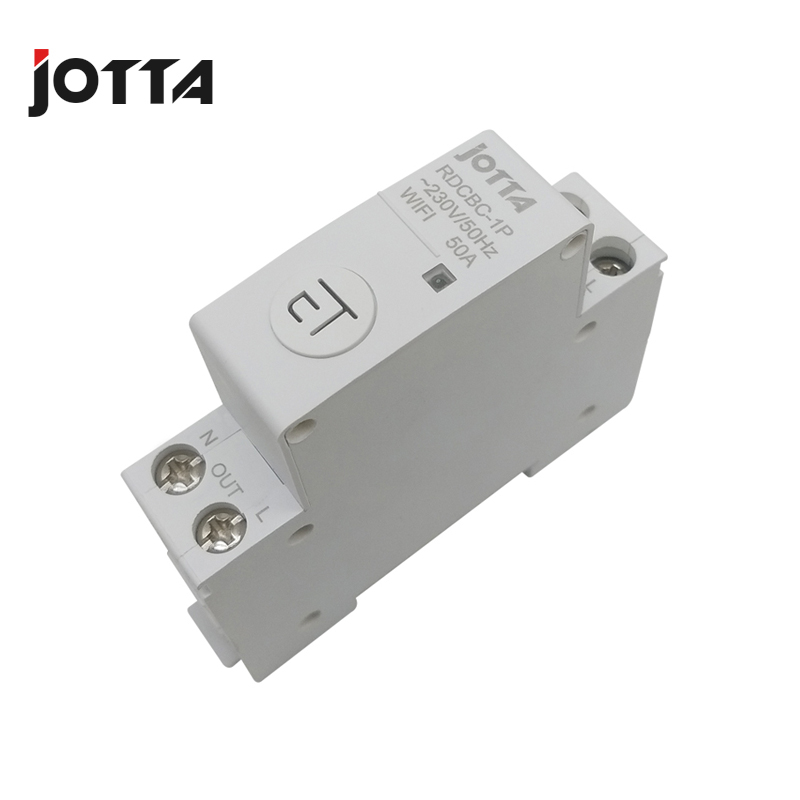 Image 2 - Jotta WiFi Circuit Breaker Remote Control by eWeLink Voice Control With Amazon Alexa and Google Home  RDCBC 1P 2P 4PCircuit Breakers   -