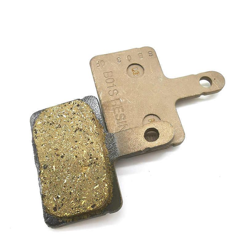 SM B01S Resin Disc Brake Pads Set for BR-C501 BR-M525 BR-M495 BR-M475//M465