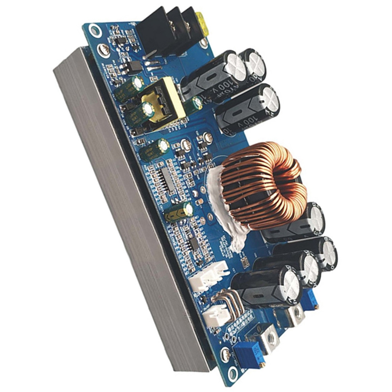 800W High Power DC Step-Down Power Supply Output 30A Constant Voltage Constant Current Adjustable Input Voltage DC20V-70V Module