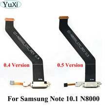 Yuxi для samsung galaxy note 101 n8000 gt n8010 usb зарядная