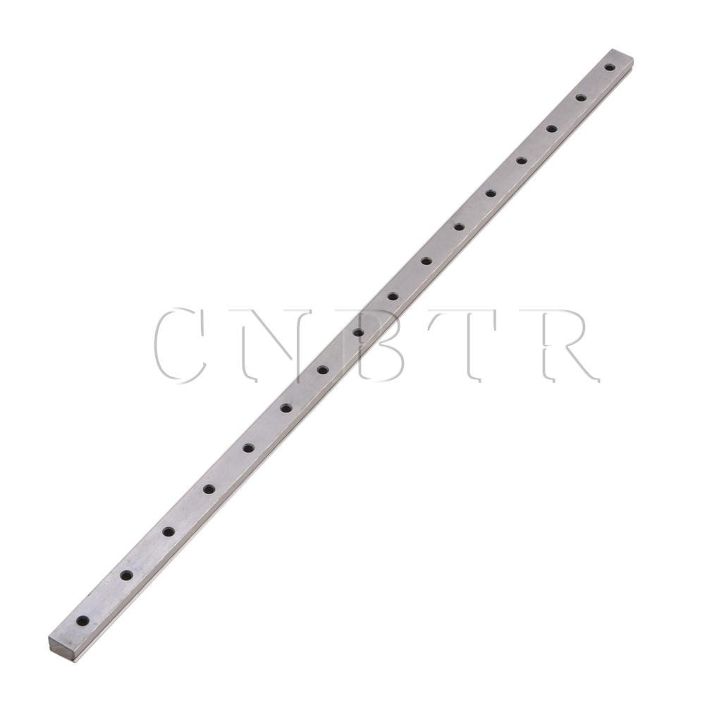 30cm Bearing Steel Linear Sliding Guide Slide Rail /& MGN9 Linear Extension Block