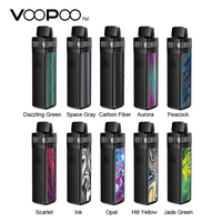 New Original VOOPOO VINCI R Mod Pod Vape Kit with 1500mAh Battery & 5.5ml Pod Electronic Cigarette Box Mod Kit vs Drag 2/ Shogun