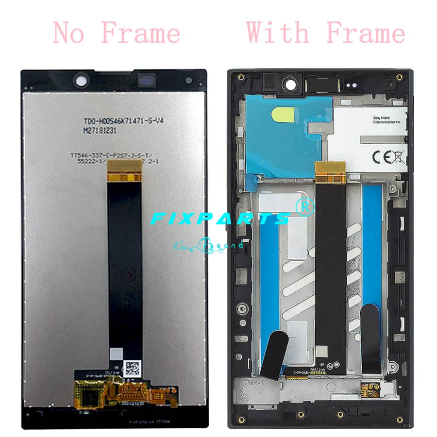 Sony Xperia L2 LCD Display Touch Screen Sensor Glass Assembly