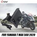 Держатель для смартфона Windscren, держатель GPS для YAMAHA TMAX 560 T-MAX 560 TECH MAX 2019 2020, аксессуары для мотоциклов