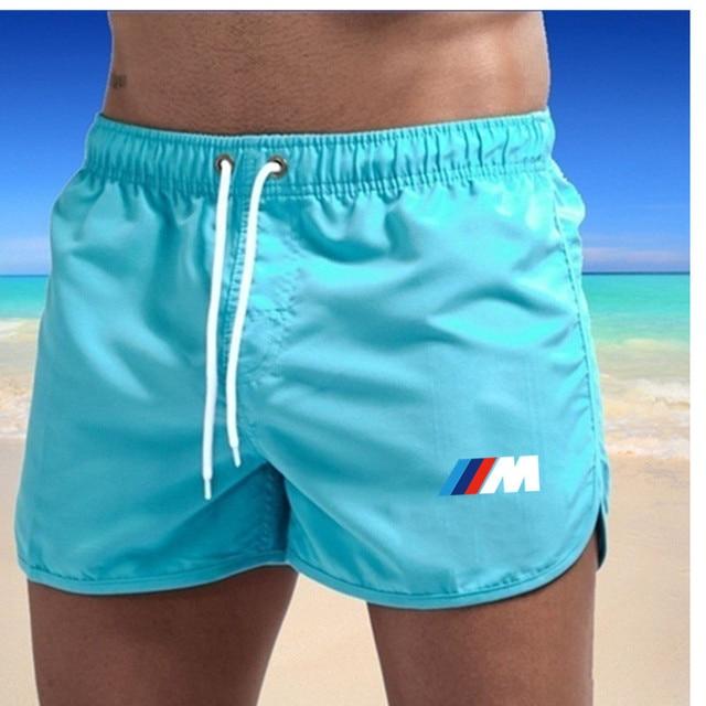Mens for bmw Swimwear swimsuit Sexy swimming trunks sunga hot mens swim briefs Beach Shorts mayo sungas de praia homens 4
