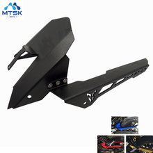 MT-07 MT07 FZ07 Brand New CNC Chain Guard Cover Rear Fender Tire Hugger Mudguard for Yamaha MT-07 FZ-07 2013-2017 MT 07 FZ 07