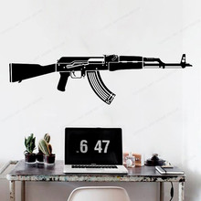 Army Solider Wall Sticker Play Room Vinyl wall Decor Boy Room Bedroom  Wall Decal removable wall art mural JH296 grazing wall sticker home wall decor living room bedroom wall decal removable wall art mural jh206