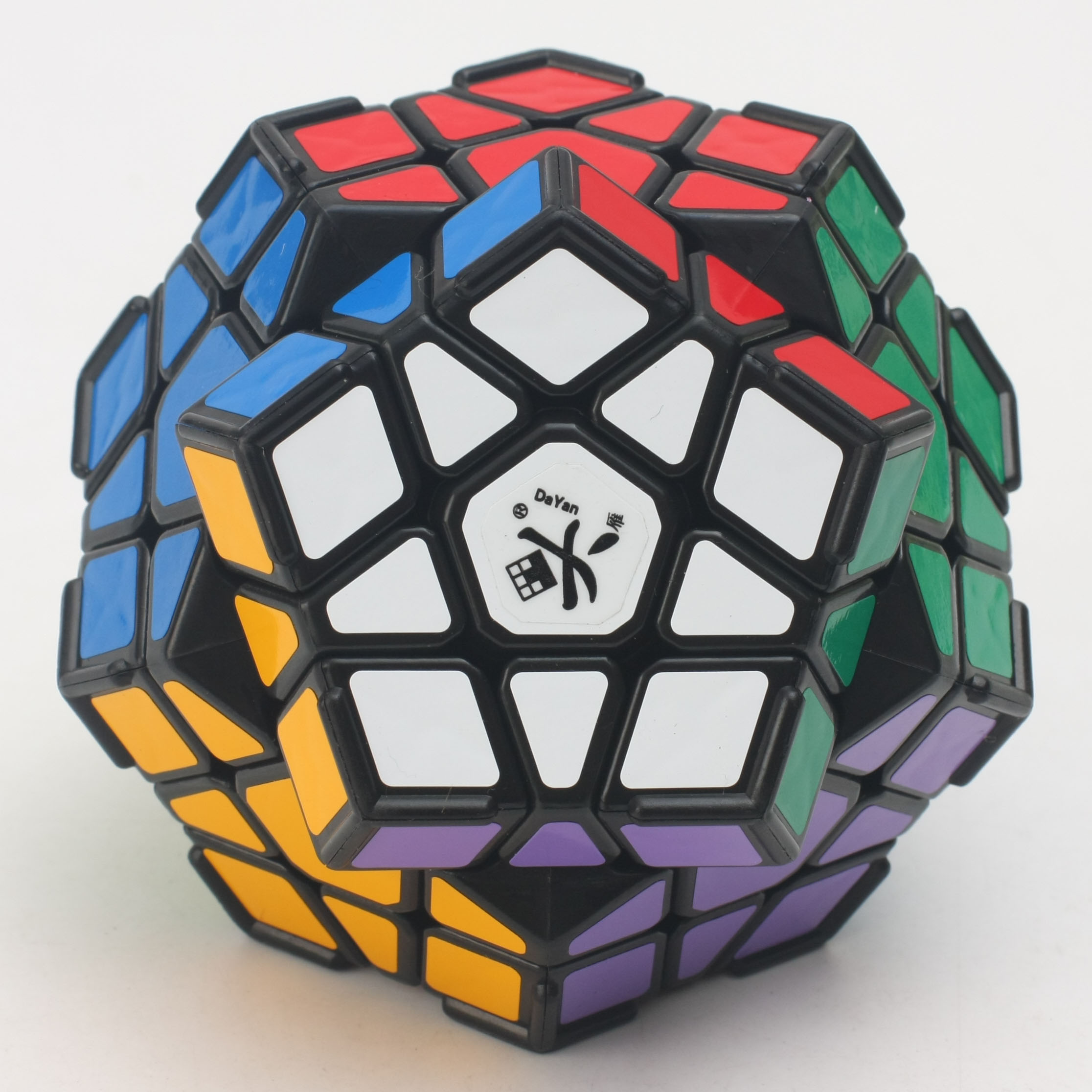 DaYan 3x3 Dodecahedron Magic Cube Speed Puzzles Toy Learning & Education Cubo Magico Personalizado Game Cube Toys Drop Shipping