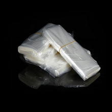 Wholesale Open Top Clear POF Heat Shrinkable Bag Small Box Package Bag Tea Boxes Heat Shrink POF Packaging Bags