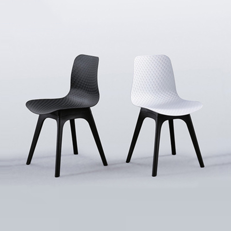 Nordic Simple Pp Plastic Dining Chair