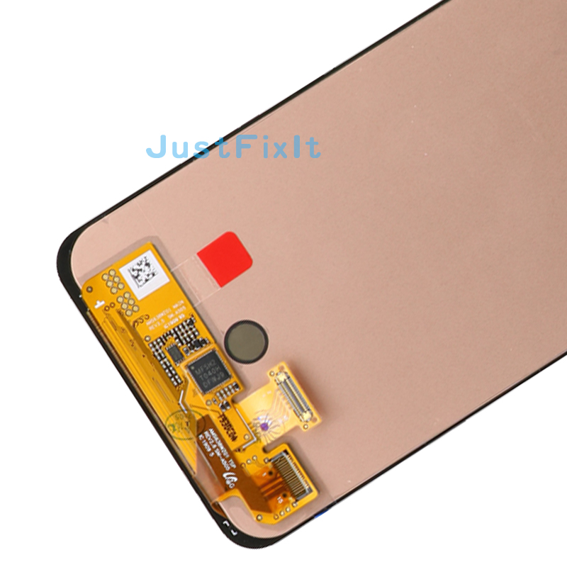 Image 4 - 100% Original For Super Amoled For Samsung Galaxy A50 SM A505FN/DS A505F/DS A505 LCD Display Touch Screen Digitizer Assembly-in Mobile Phone LCD Screens from Cellphones & Telecommunications